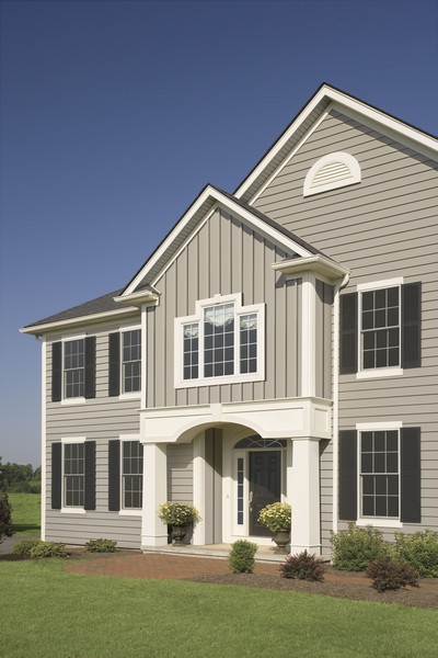Siding the siding place for Vertical siding options
